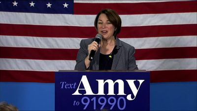 Klobuchar: Nevada results 'exceeded expectations'