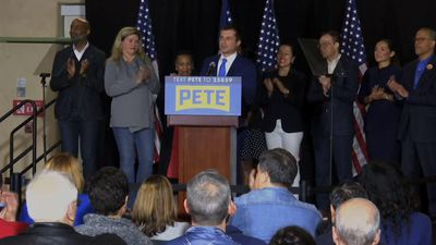 Buttigieg congratulates Sanders' Nevada results