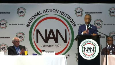 Sharpton: Do not judge Sanders by 'socialist tag'