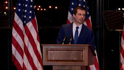 Pete Buttigieg ends 2020 run for president