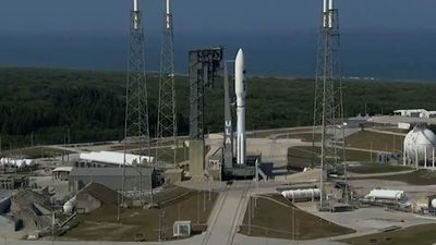 Space Force launches Atlas V amid virus outbreak