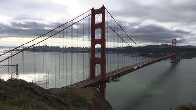 Virus impact hits Golden Gate Bridge revenue
