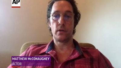 Matthew McConaughey on 'Stay Home' PSA, future of Hollywood