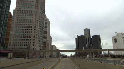 Detroit becomes a hot spot for coronavirus cases