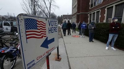 Hard hit by virus, black voter turnout in question