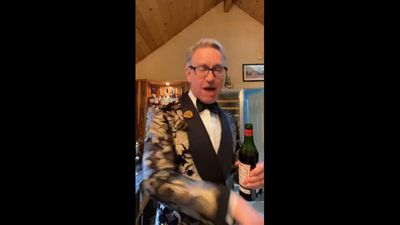 Cocktails and giggles with Paul Feig
