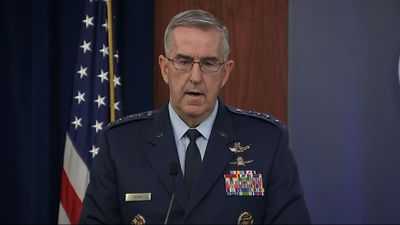General says coronavirus could affect more ships