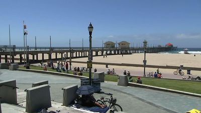 Calif. beaches brace for Memorial Day weekend
