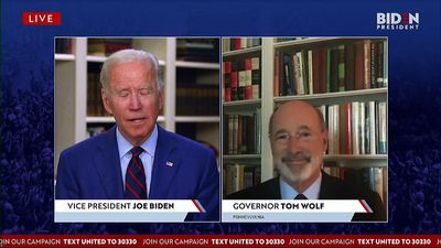 Biden calls for justice in 'horrific' Floyd death