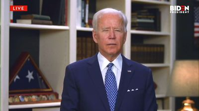 Biden: Floyd's death shows 'open wound' of racism