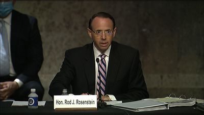 Rosenstein defends role in Russia probe