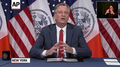 Mayor: NYC taken 'step forward' in restoring order