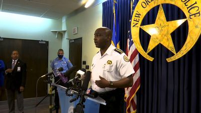 New Orleans police defend use of tear gas