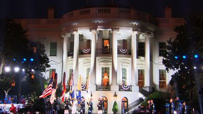 White House is central to DC July 4th celebrations
