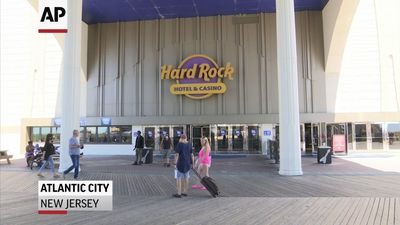 New Jersey casinos reopen amid pandemic