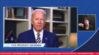 Biden: Jobs report 'no victory' with virus on rise