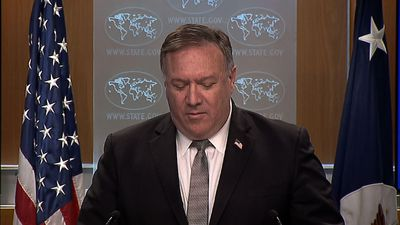 Pompeo talks Tik Toc, Chinese aggression and more