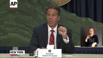 Cuomo: School reopenings are a state decision