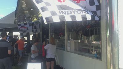 IndyCar racing fans return after late season start