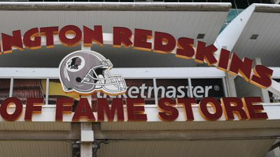 "Football fans react to Redskins ""retiring"" name"