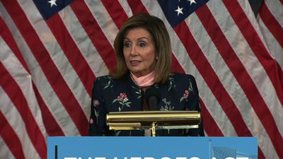 Pelosi to Trump: Use Defense Production Act