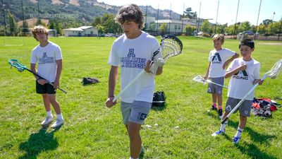 Lacrosse players fight hunger amid pandemic