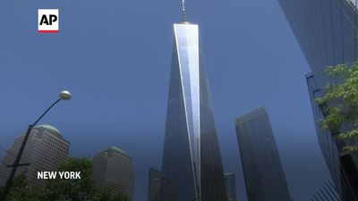 Work resumes on church destroyed on 9/11