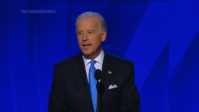Biden skips Dem's Milwaukee nominating convention