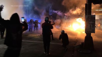 Tear gas use is up despite lack of oversight