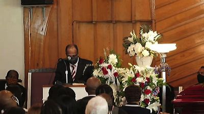 Herman Cain's life honored during Atlanta funeral