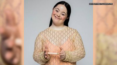 Ellie Goldstein, model with Down syndrome, shines in Gucci campaign