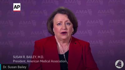 AMA updates progress of vaccine trials in US