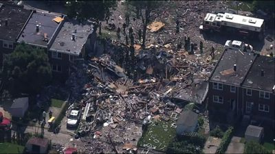 One dead in Baltimore gas explosion