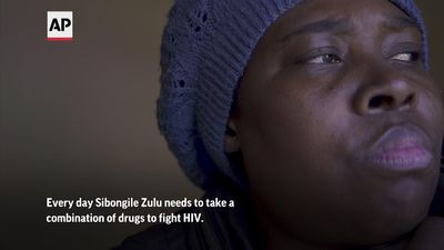 Nurse works to combat HIV during pandemic