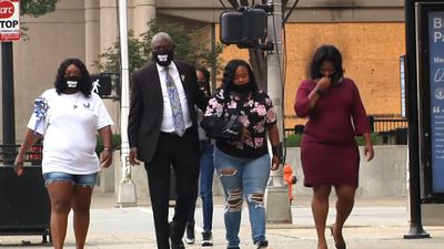 Breonna Taylor's mother: I'm trying to be patient
