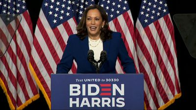 Kamala Harris helps 're-imagine' Black women roles