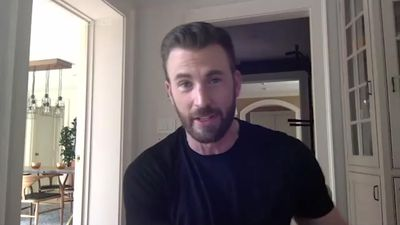 Chris Evans hopes to make a 'broader impact' with website