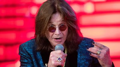Ozzy Osbourne's new album saved him after recent health scare