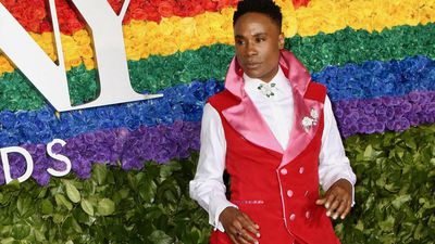 Billy Porter thinks young designers should 'lead the way'