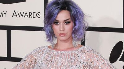 Katy Perry's 'challenging' hair