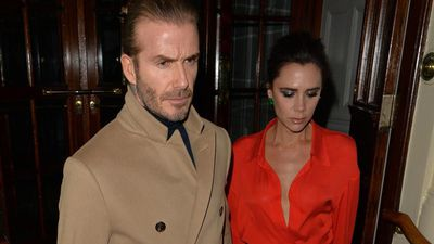 Victoria and David Beckham 'share skincare'