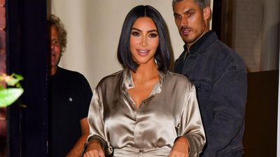 Kim Kardashian West shares family photo in Wyoming