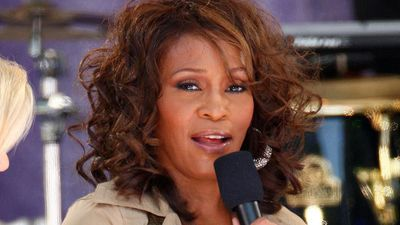 Whitney Houston to tour as a hologram in 2020