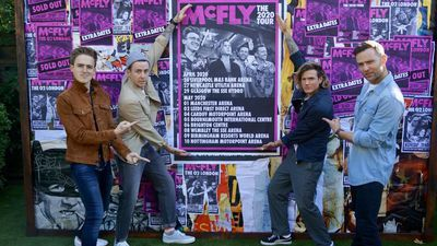 McFly announce full UK arena tour for 2020