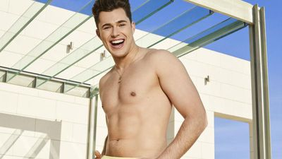 Curtis Pritchard is 'new face of Weight Watchers'