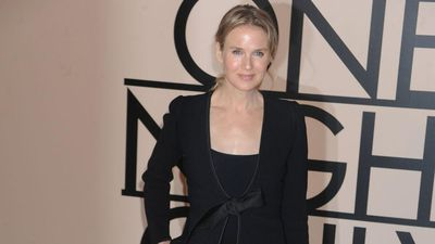 Renee Zellweger's easy decision