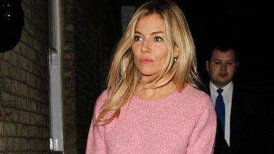 Sienna Miller's ageing disguise