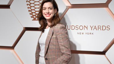 Anne Hathaway's surprise baby shower