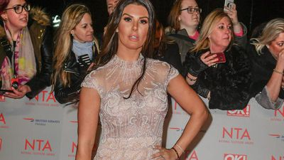 Rebekah Vardy doesn't want to be 'part of the WAG community'