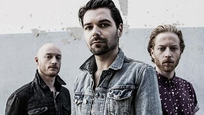 Biffy Clyro say they are ready to headline Glastonbury